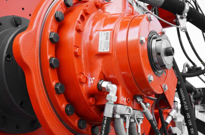 Hydraulik Antrieb