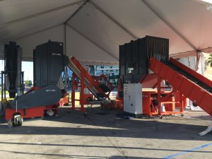 WEIMA two-stage system at NPE2018