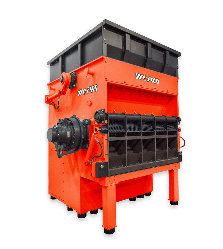 WEIMA WKS 1800 Single-shaft shredder