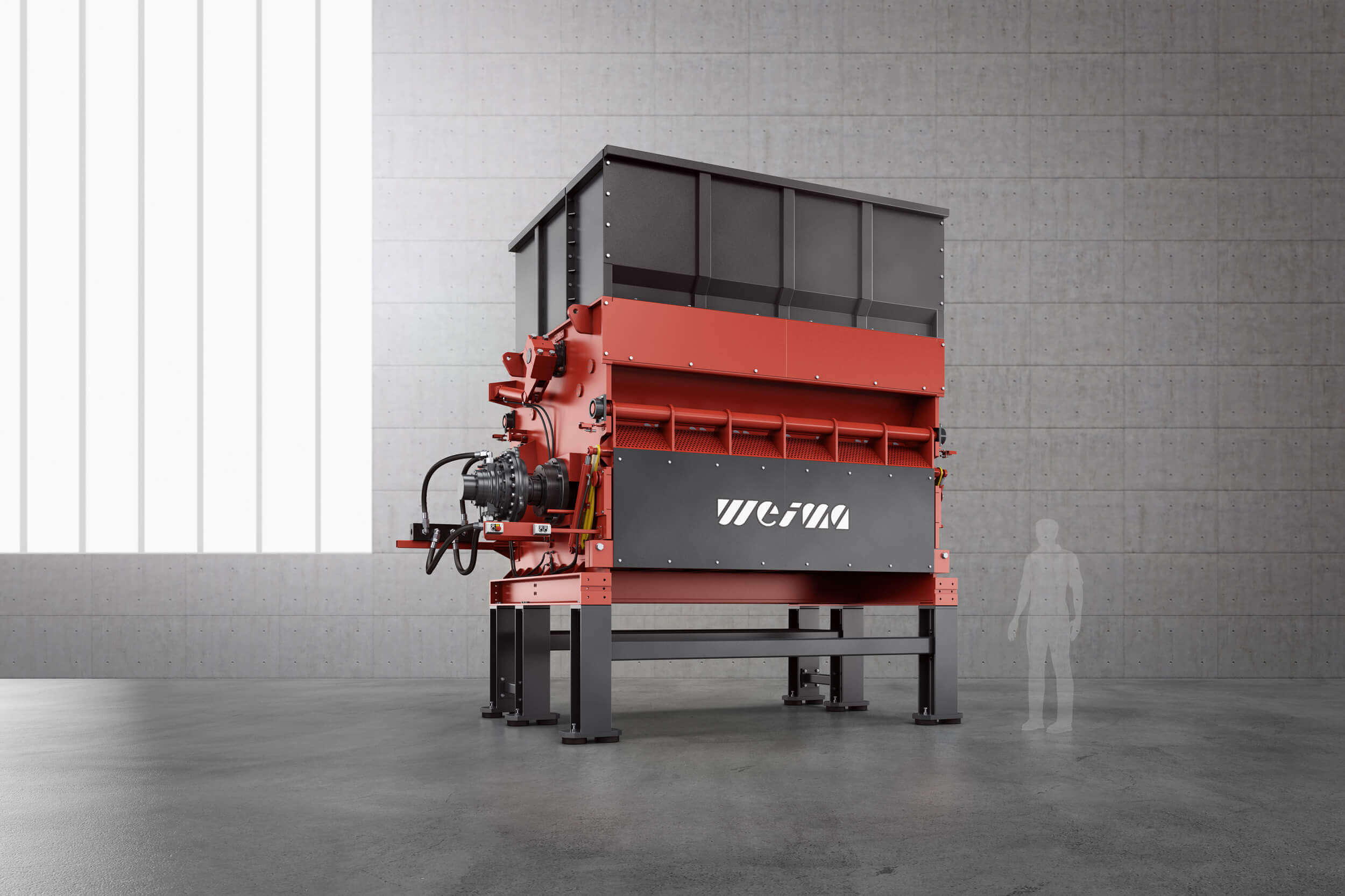 WEIMA PowerLine 3000 for IFAT 2020