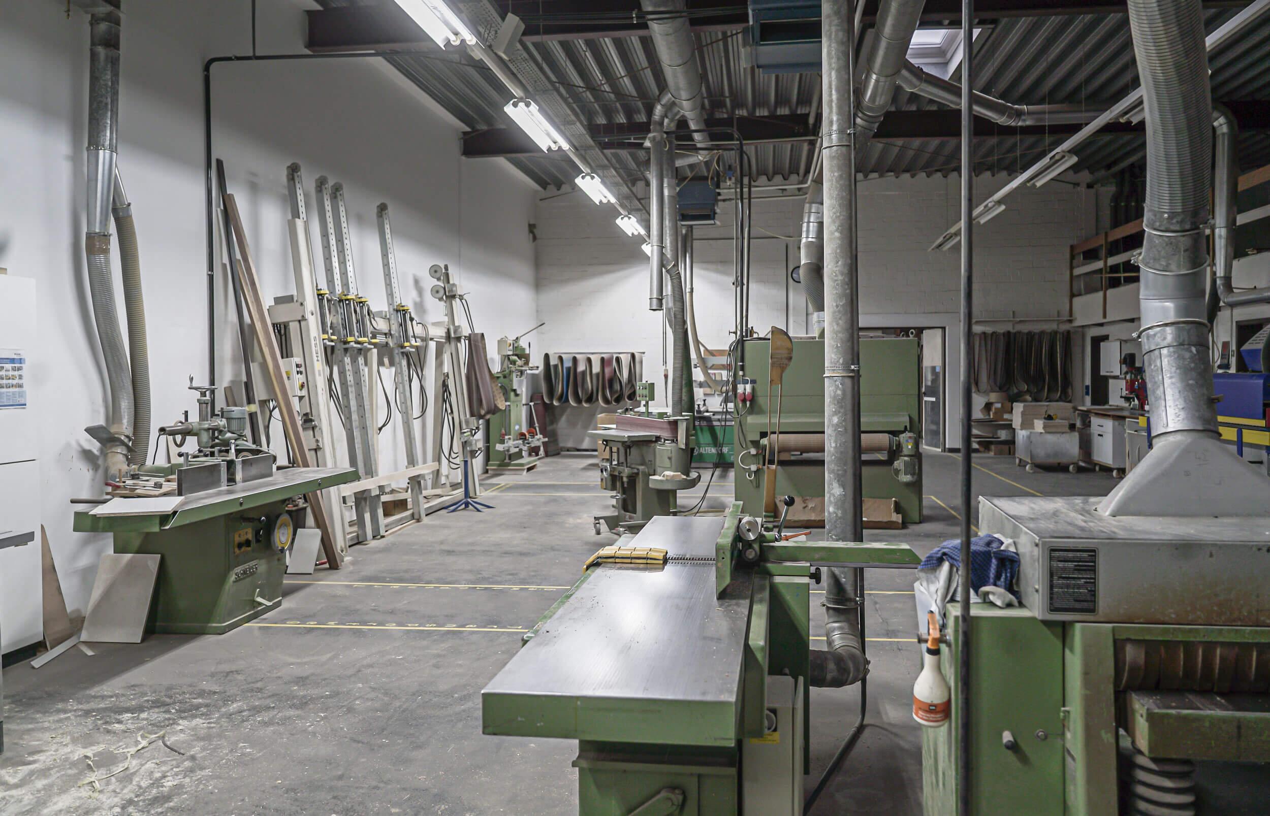 Die Werkstätten der Ulrich Althoff GmbH