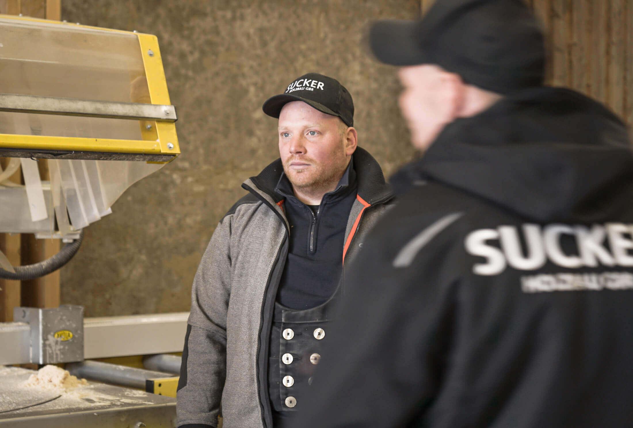 Geschäftsführer Malte Sucker