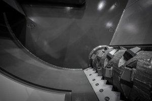 Schieber Shredder Rotor