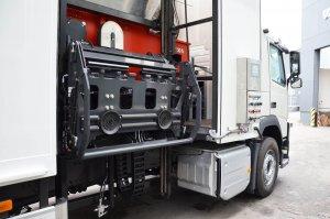 Mobile Zerkleinerung WLK 1000 Hydraulikantrieb