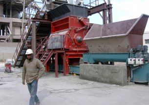 LaFarge PowerLine Shredder