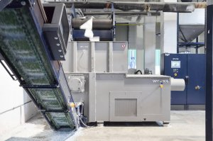 Big Bag Shredder WLK 1500