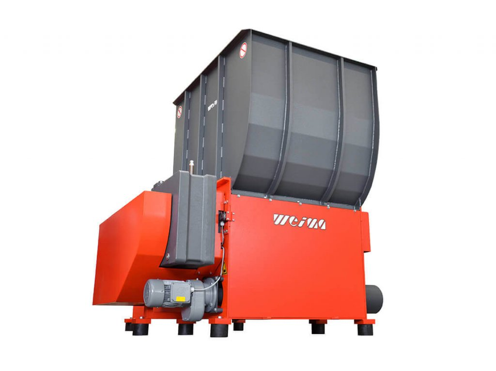 WEIMA WLK 8 single-shaft shredder