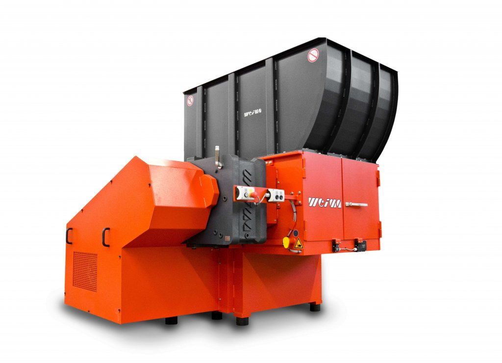 WEIMA WLK 1000 single-shaft shredder