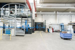 Modernization: planning and production of control cabinets