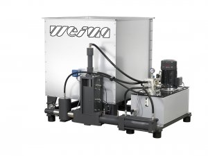C 150 Briquetting press