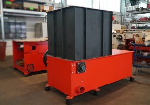 WL 6 Single-shaft shredder
