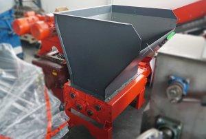 ZMK 50 Four-shaft shredder