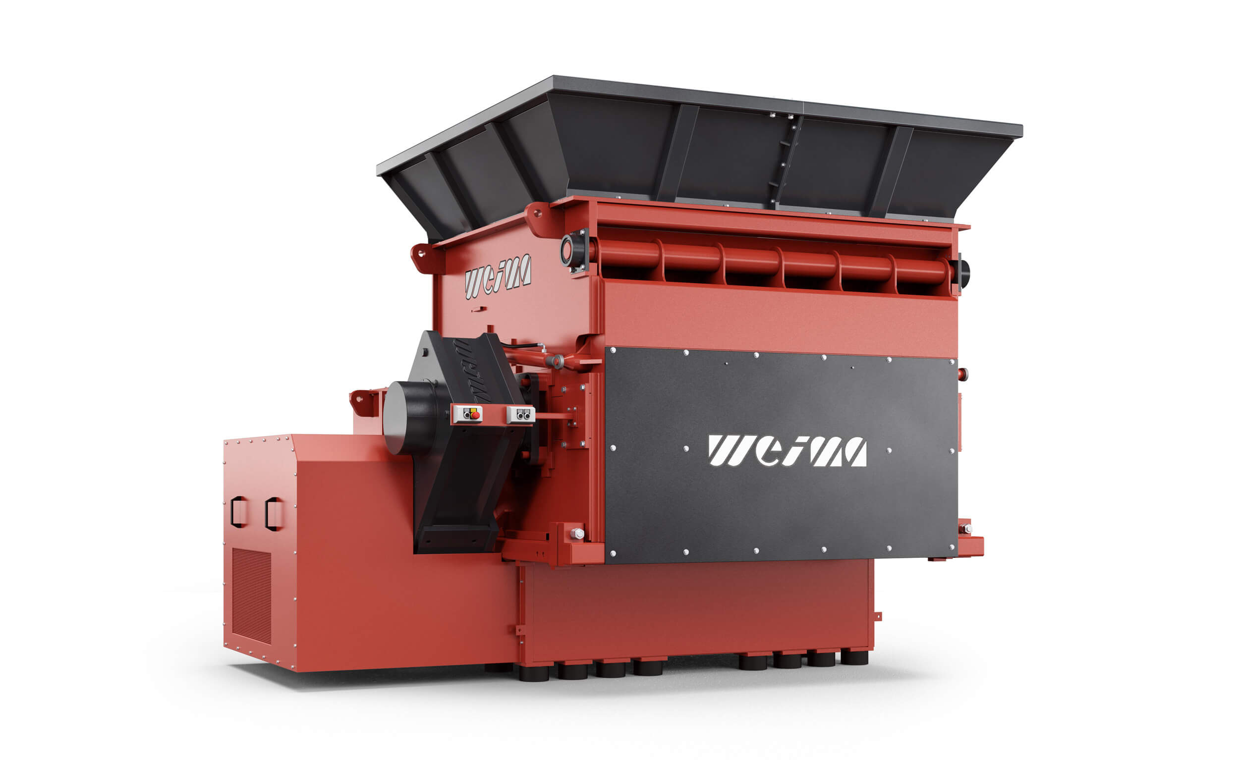 WEIMA WLK 15 Jumbo single-shaft shredder