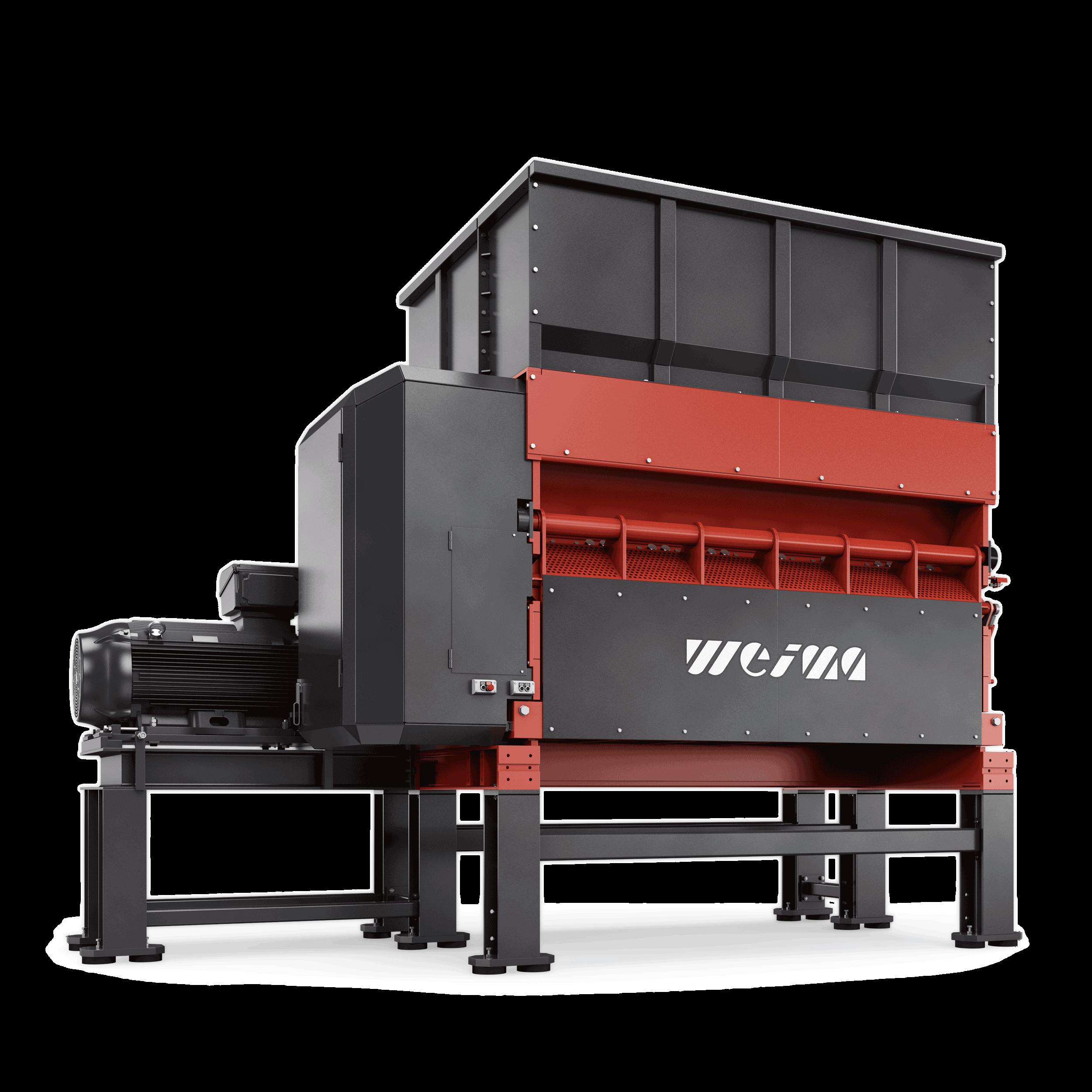 WEIMA FineCut 3000 single-shaft shredder