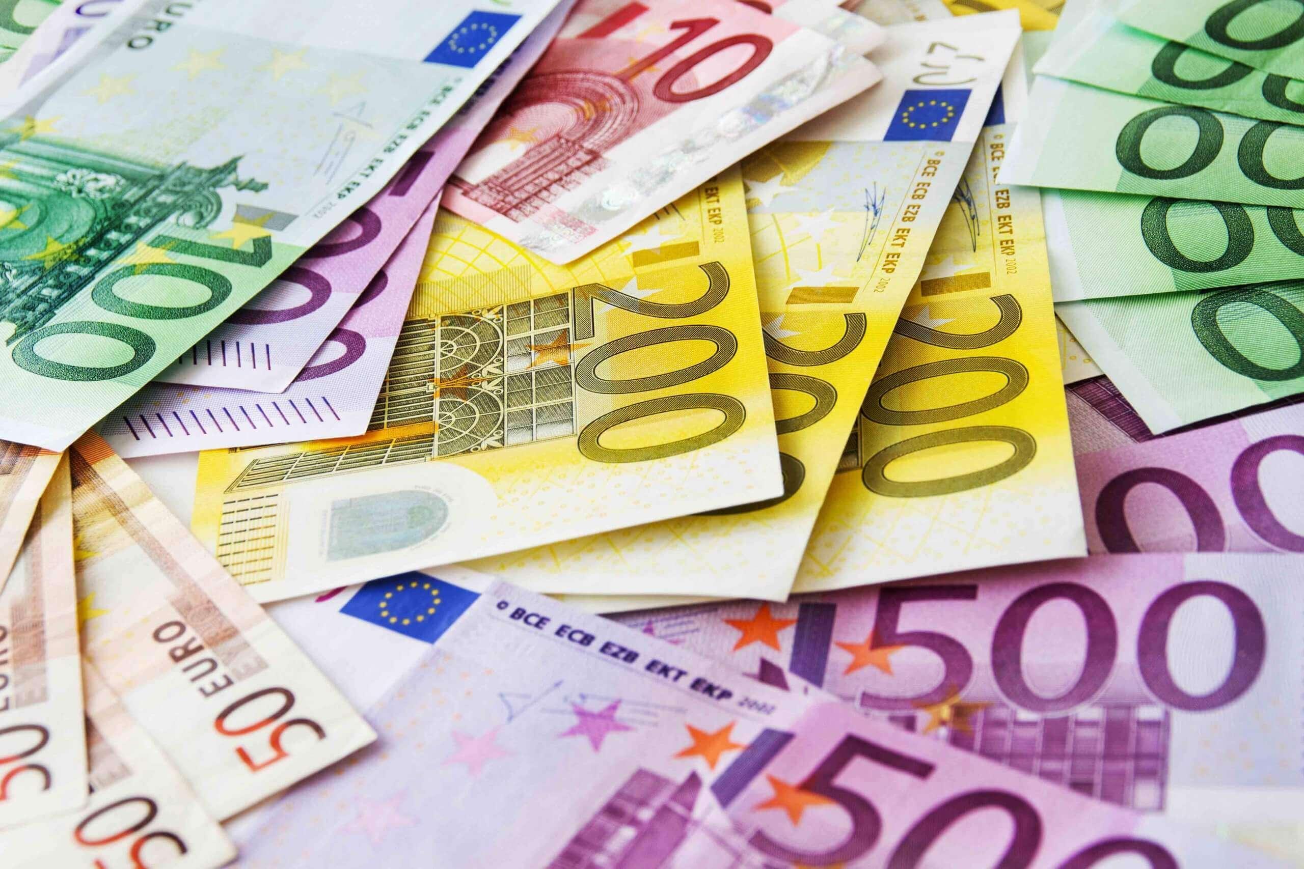 Zerkleinerung von Banknoten und Aktien mit WEIMA Shreddern