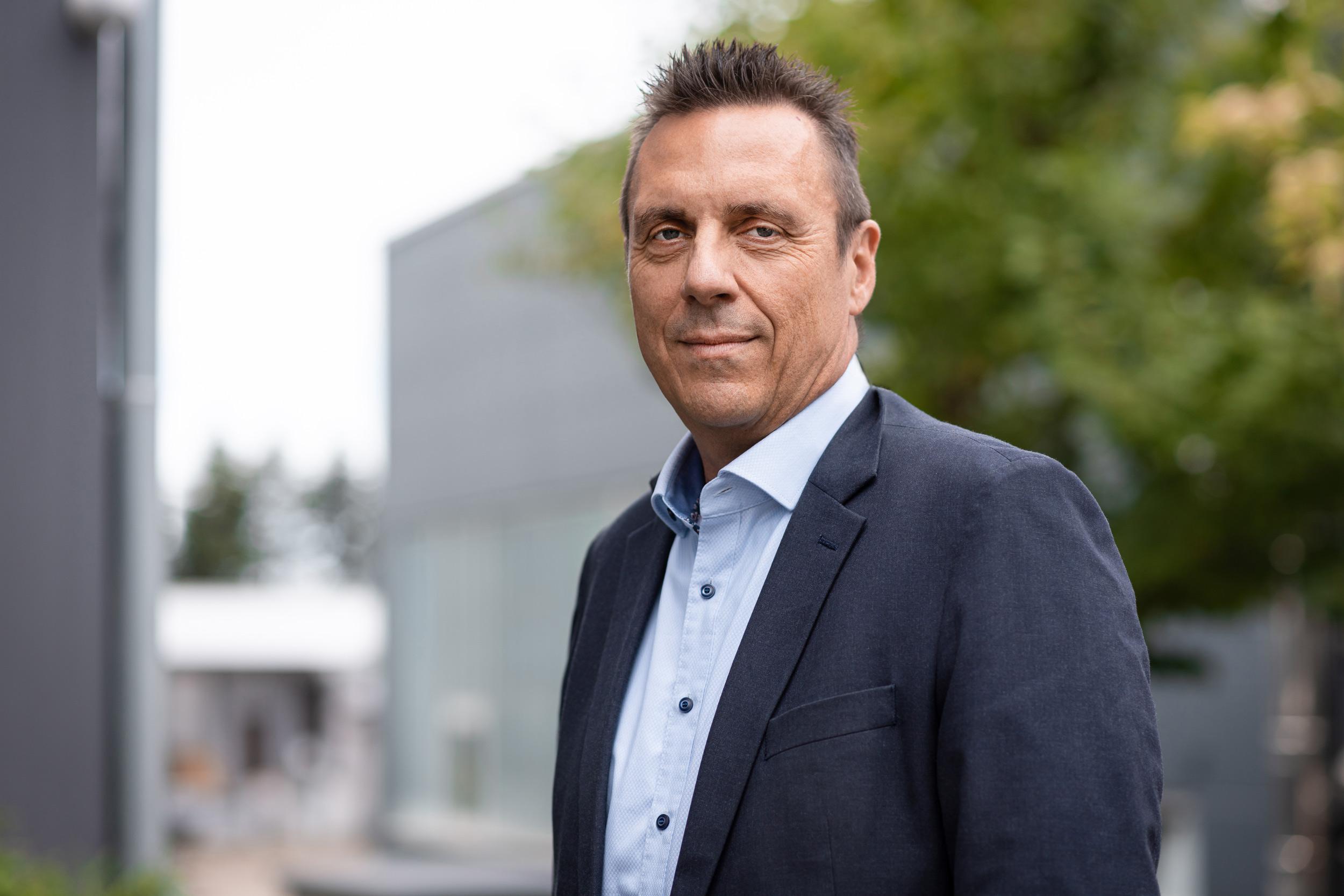 Andreas Mack ist Geschäftsführer der WEIMA Maschinenbau GmbH