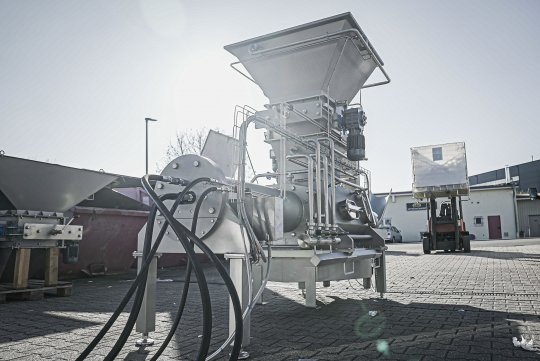 PUEHLER G.300 ReWork Entwässerungspresse
