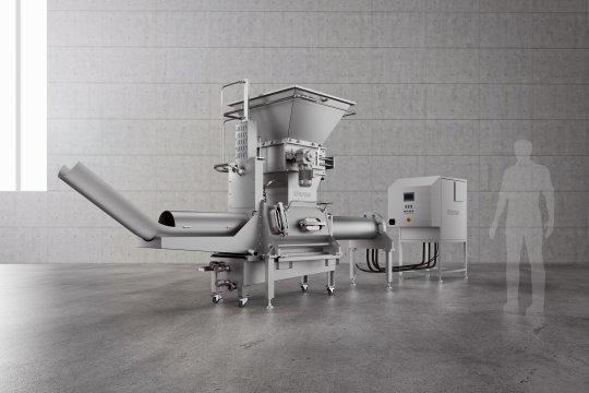 WEIMA PUEHLER G.300 ReWork Entwässerungspresse für leere Verpackungen