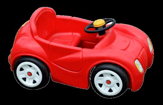 Hartkunststoff Spielzeugauto