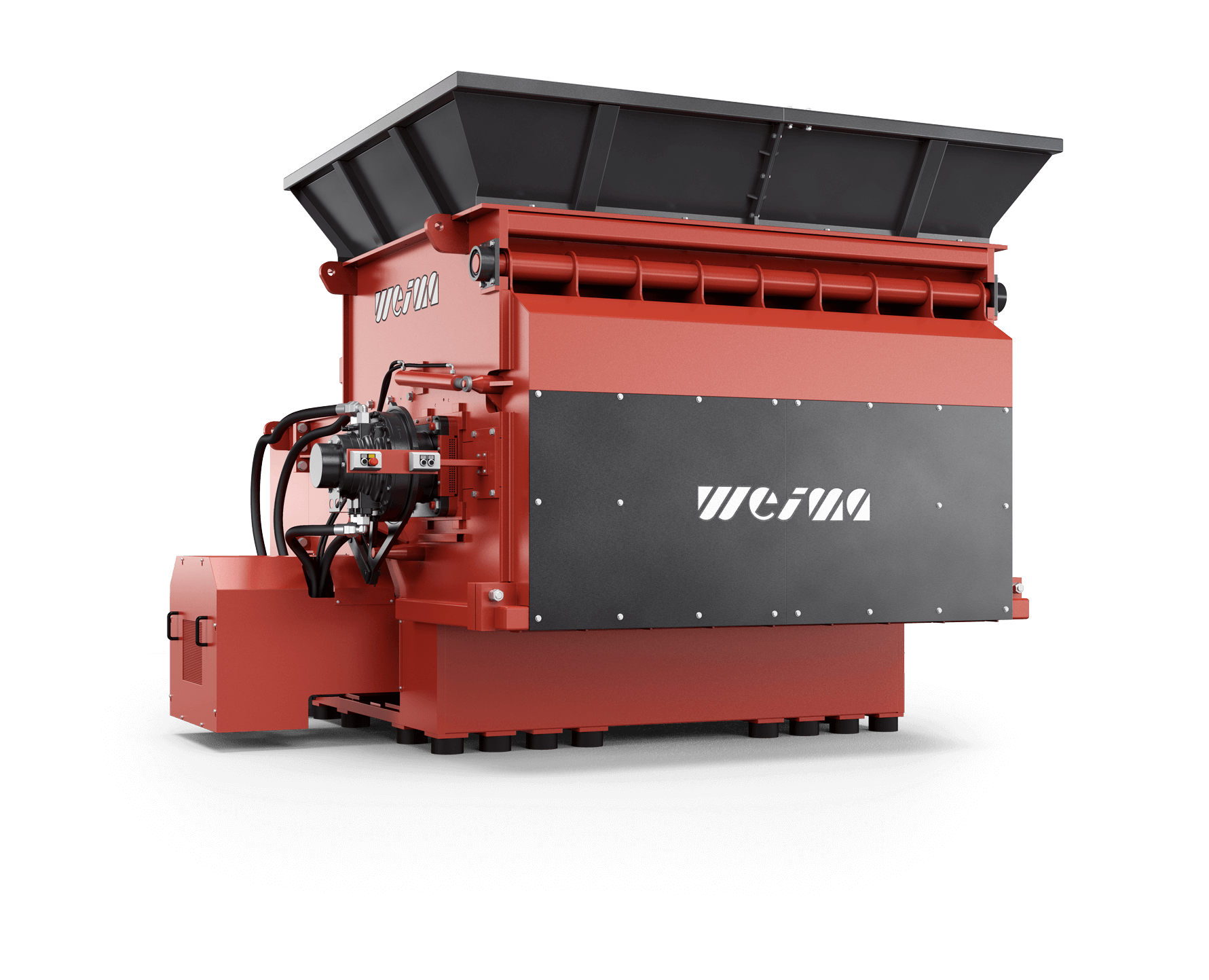 WEIMA WLK 25 Super Jumbo single-shaft shredder