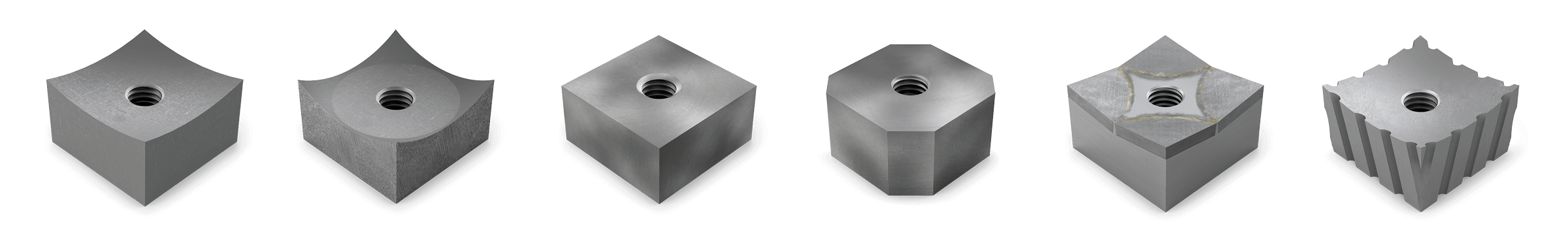 WEIMA rotor knives designs for different shredding tasks