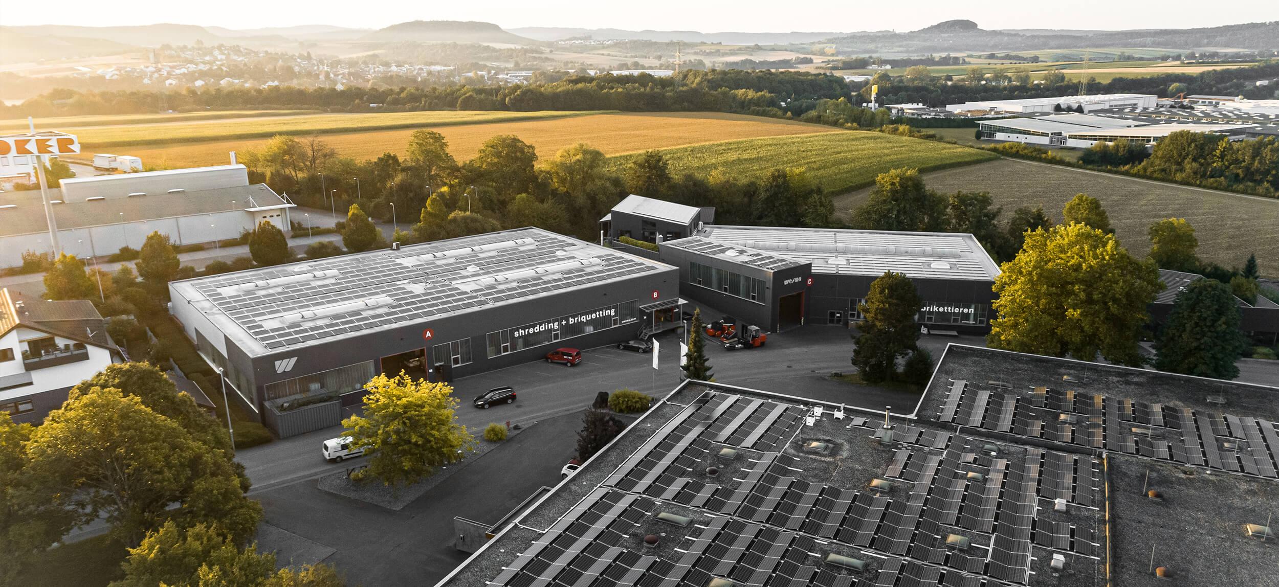 WEIMA Firmensitz Ilsfeld
